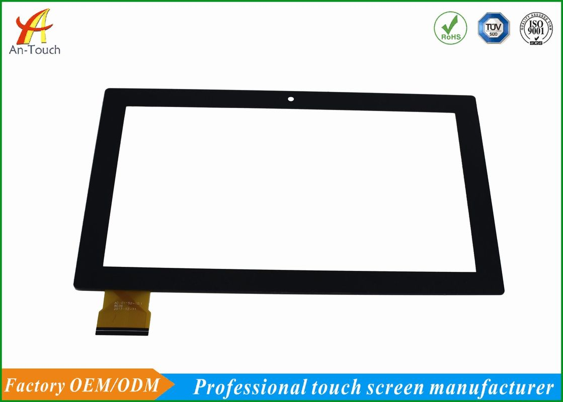 GG Structure Waterproof Touch Panel , 10.1 Usb Touch Screen Plug And Play