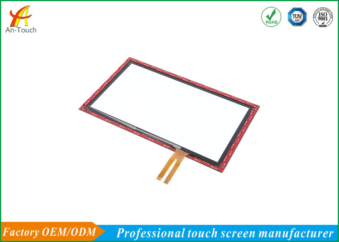 USB Interface Projected Capacitive Touch Panel XP Win7,8 Android Linux Operating